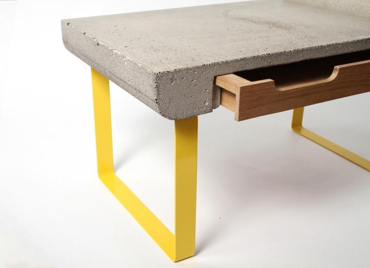 Первоклассный стол Dobrobox & Dobrostol от дизайнера Ekaterina Vagurina