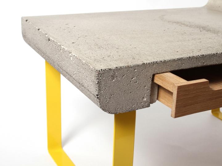 Замечательный стол Dobrobox & Dobrostol от дизайнера Ekaterina Vagurina
