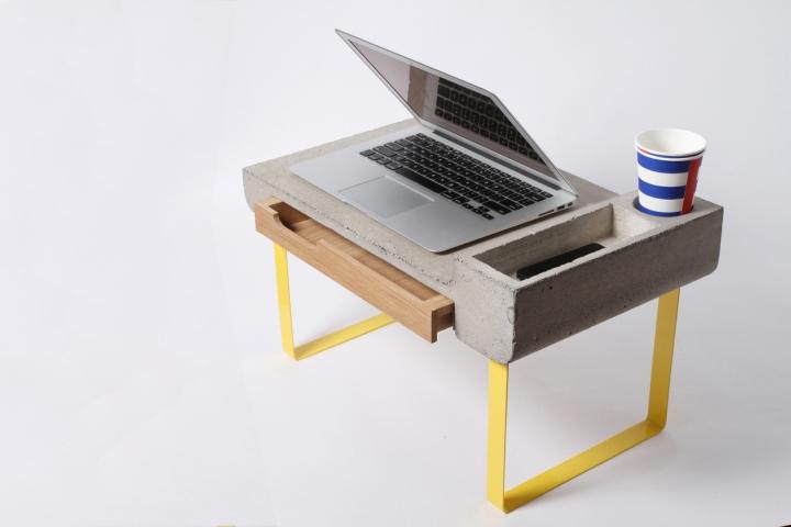 Уникальный столDobrobox & Dobrostol от дизайнера Ekaterina Vagurina