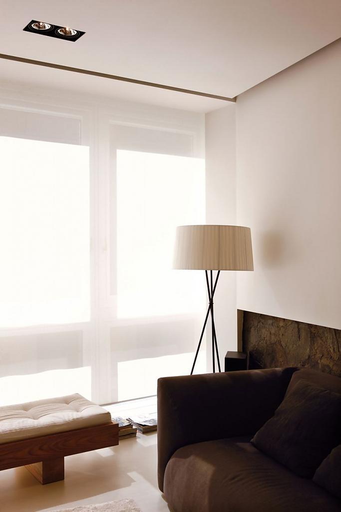 Шикарные апартаменты от архитектора Fabio Fantolino (Turin, Italy)