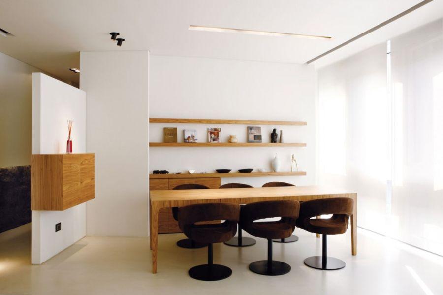Шикарные апартаменты от архитектора гард (Turin, Italy)