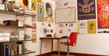 Удивительные идеи для оформления комнаты в общежитии