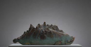 Сюрреалистические скульптуры из серии «Сны» от китайского художника Вана Руилина