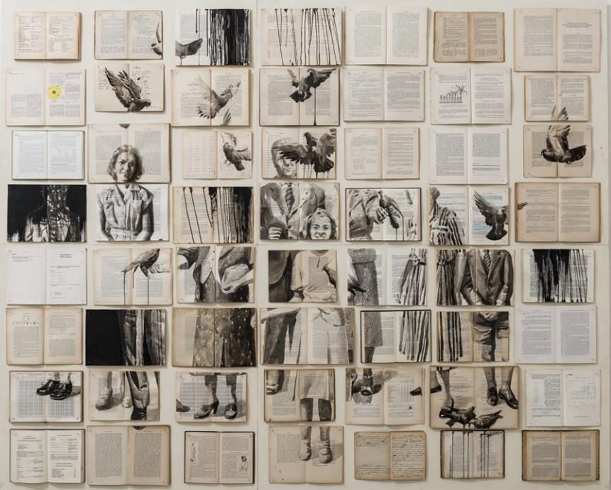 Екатерина Паниканова: живописные иллюстрации на страницах старинных книг и журналов