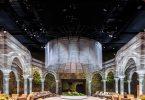 Архетип: архитектурная инсталляция из проволоки от Эдоардо Тресольди