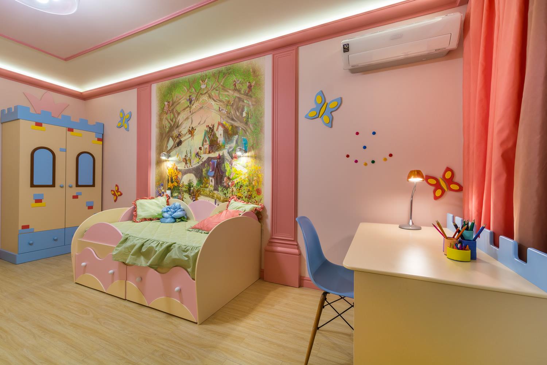 Картинки в детскую комнату фото
