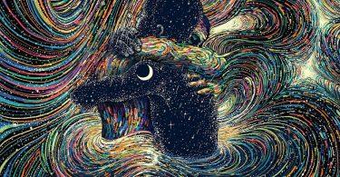 Новые психоделические картины Джеймса Р. Идза: трансформация привычной реальности