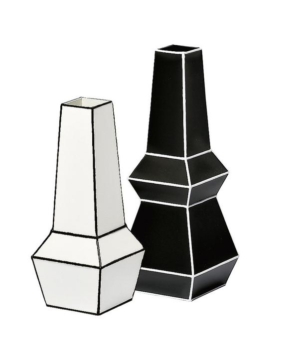 Пластиковые вазы Weld от Phil Cuttance