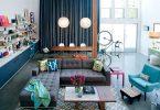 Эклектичный стиль в интерьере дома