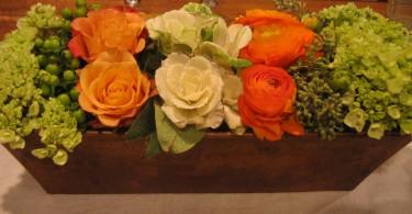 Праздничный стол ко Дню Благодарения