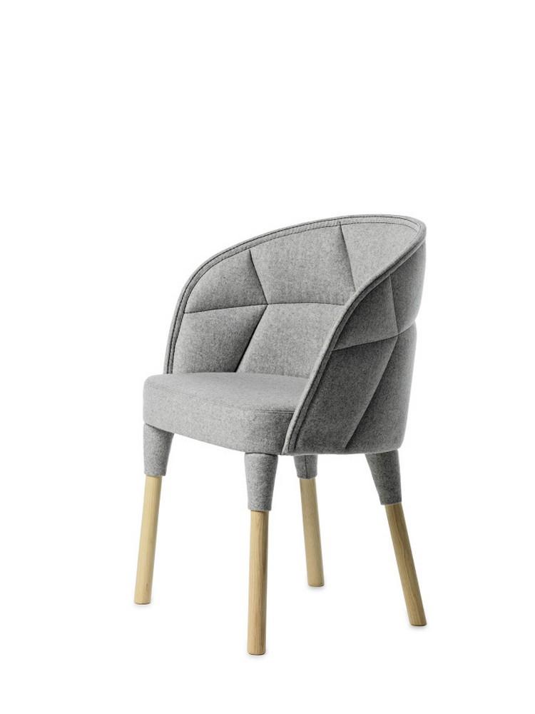 Восхитительный дизайнерский стул из коллекции EMMA и EMILY от Färg & Blanche