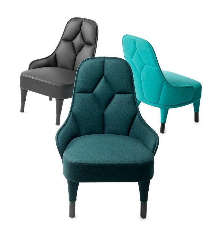 Уникальные дизайнерские стулья EMMA и EMILY от Färg & Blanche