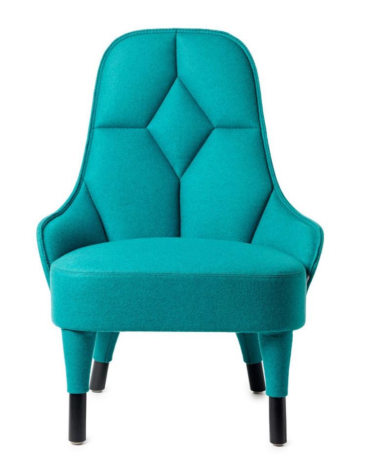 Дизайнерский стул из коллекции EMILY от Färg & Blanche