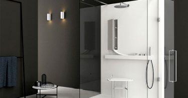 современная дизайнерская мебель для ванной комнаты