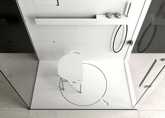 Новый взгляд на дизайнерские душевые кабины