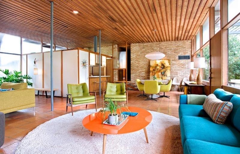 Элегантный дизайн интерьера гостиной