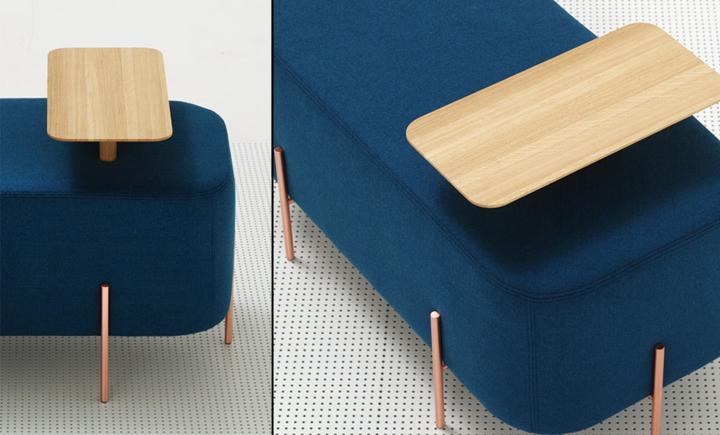 Восхитительная мебель Elephant poufs от Nadadora