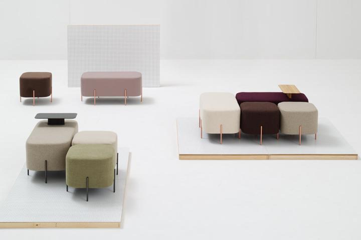 Мебель Elephant poufs от Nadadora