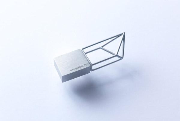 Необычная форма USB флешки