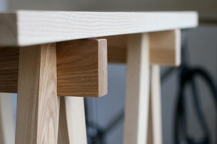 Деревянная основа стола