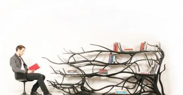 Функциональный дизайн экспериментальной мебели от Себастьяна Эррасуриса