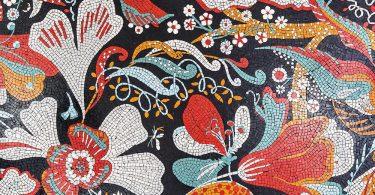 Удивительные мозаичные полы в новой фотоколлекции от Себастьяна Эрраса