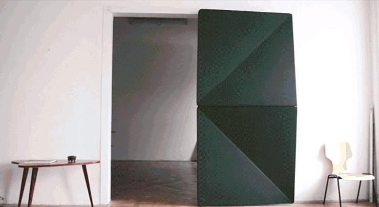 Необычные двери в дизайне интерьера
