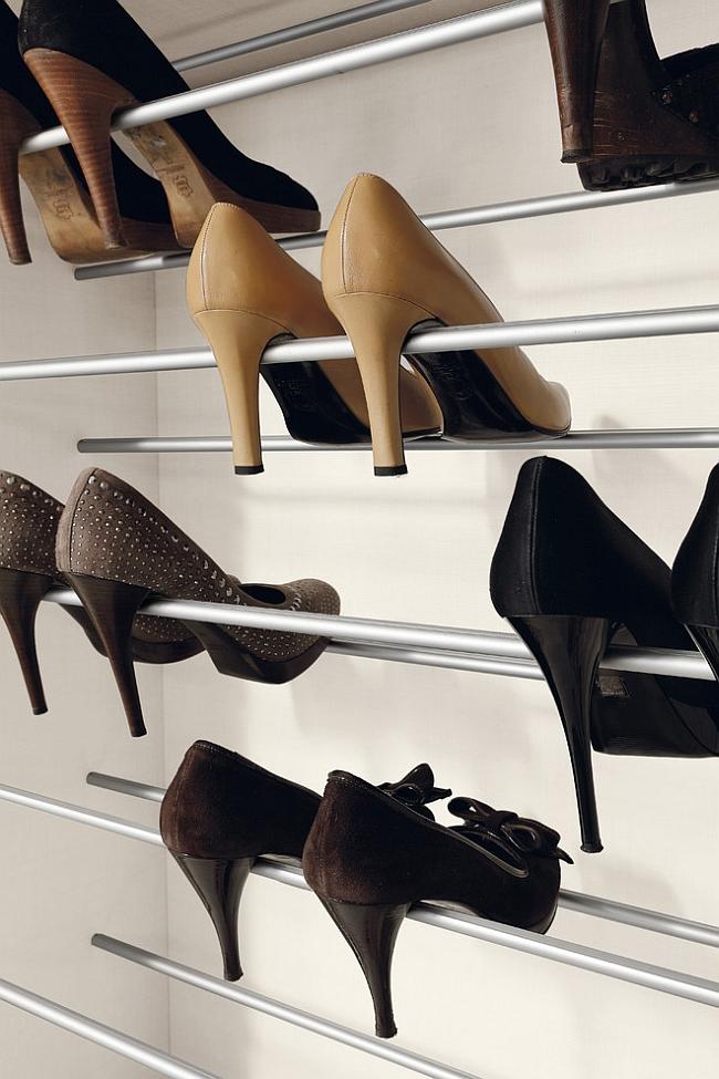 Металлические держатели для туфлей