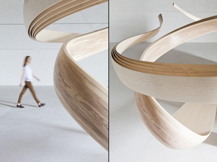Креативное искусство Roche Court от Joseph Walsh Studio