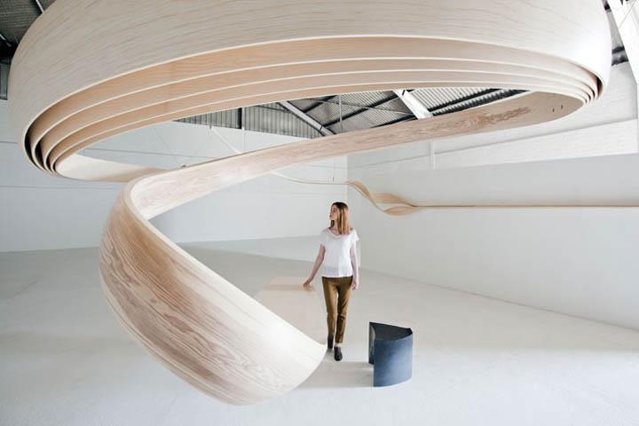 Уникальное искусство Roche Court от Joseph Walsh Studio