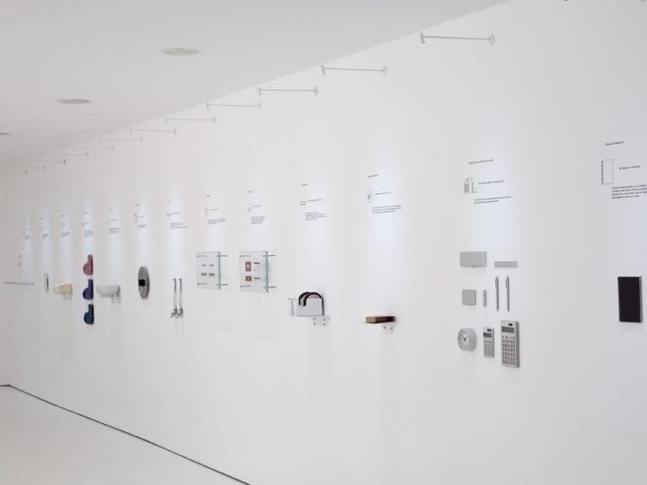 Современная выставка от Muji в музее дизайна Лондона