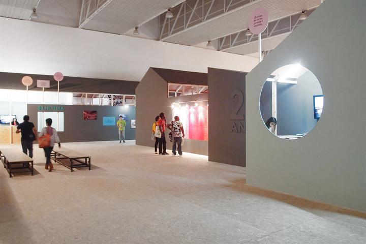 Инновационный подход в планировке выставочного центра