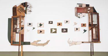 Художественные эксперименты Expanded Eye: человеческое сознание, выраженное через живопись и скульптуру