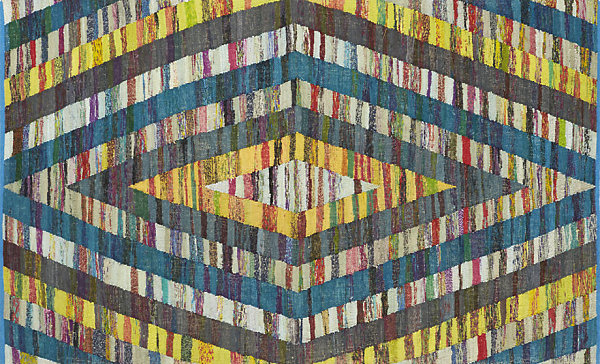 Узор на ткани как элемент декора в дизайне интерьера