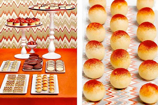 Яркие десерты для праздничного настроения