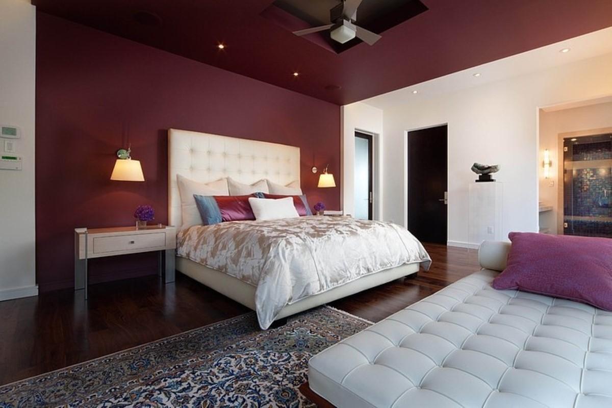 Спальня - интерьер в стиле Sexy