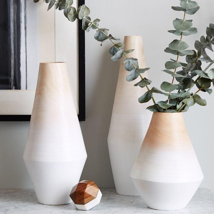 Конусные вазы