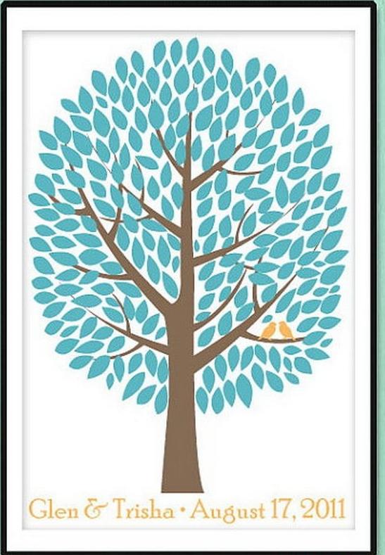 Синие лепестки фамильного дерева
