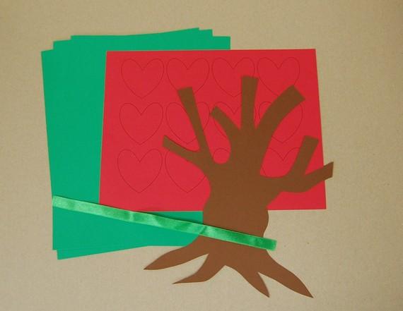 Бумага для изготовления фамильного дерева