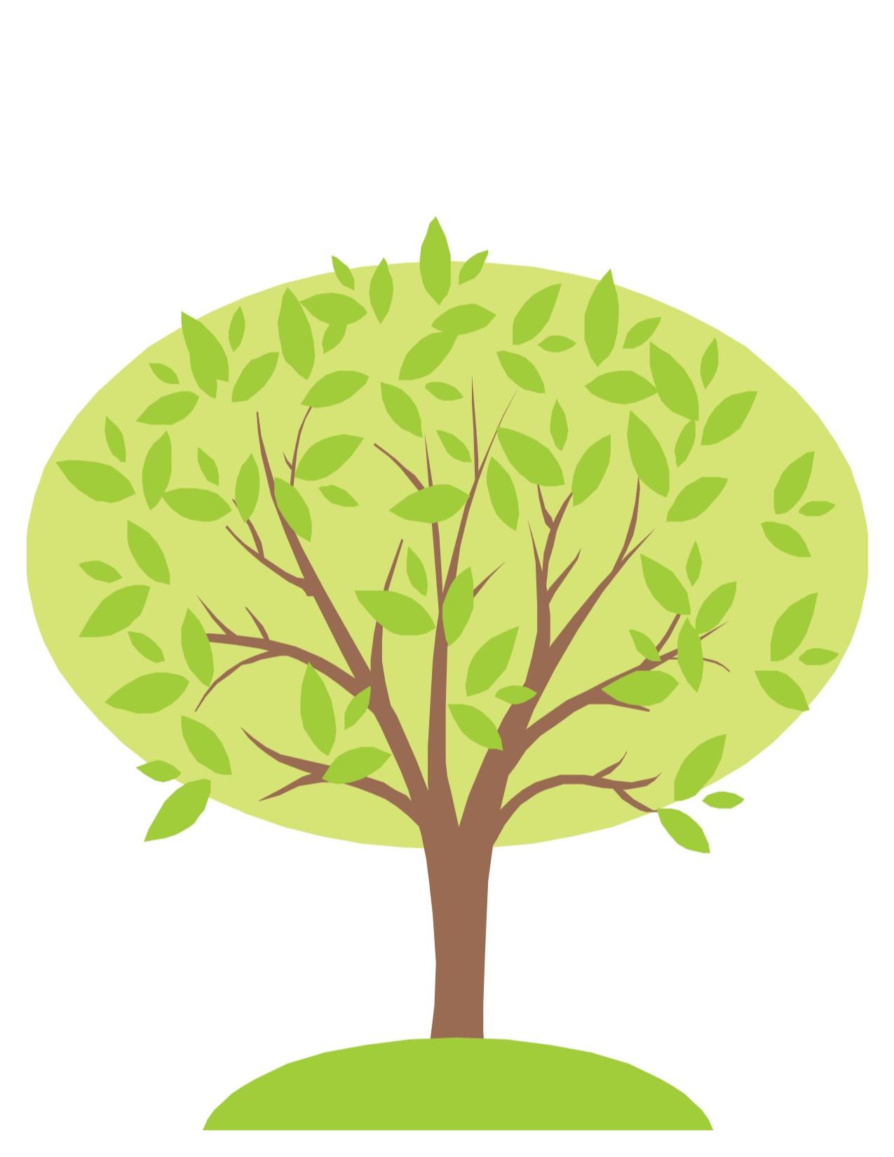 Зеленое фамильное дерево