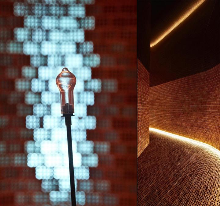 Стержневые лампочки, которые реагируют на прикосновение и движение