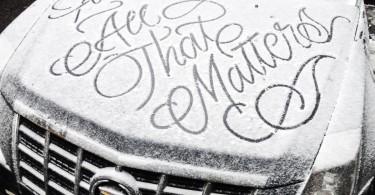 Быстротечное каллиграфическое искусство таинственного уличного художника «Фауста»