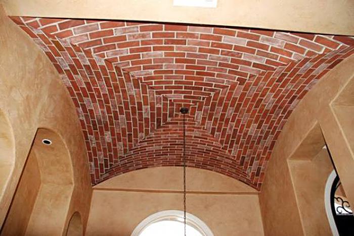 Декоративная отделка потолка в дизайне интерьера