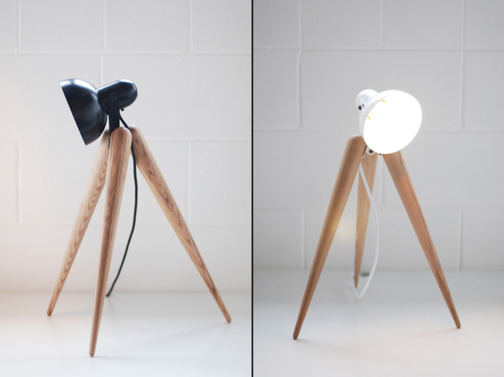 Красивые светильники Fellow Lamp от Y.S Collective