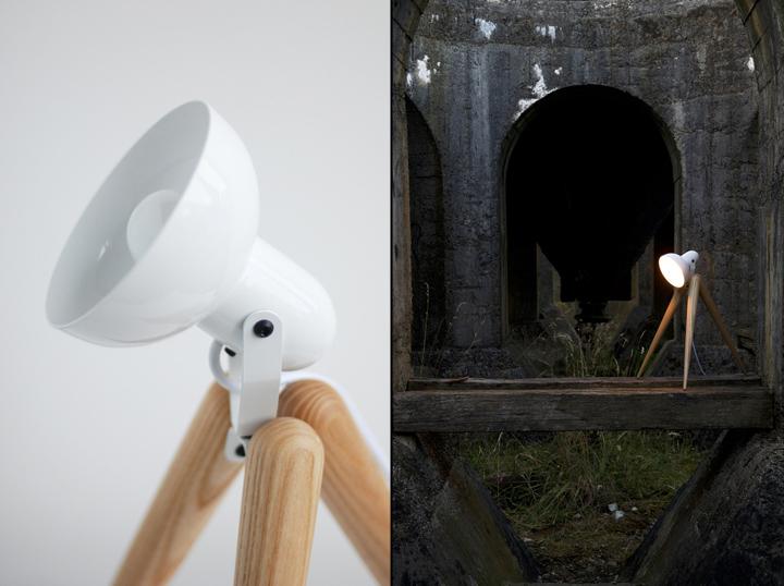 Флакон светильника Fellow Lamp от Y.S Collective