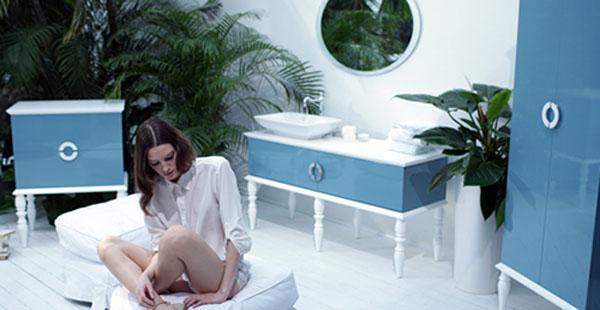 Мебель для женской ванной комнаты