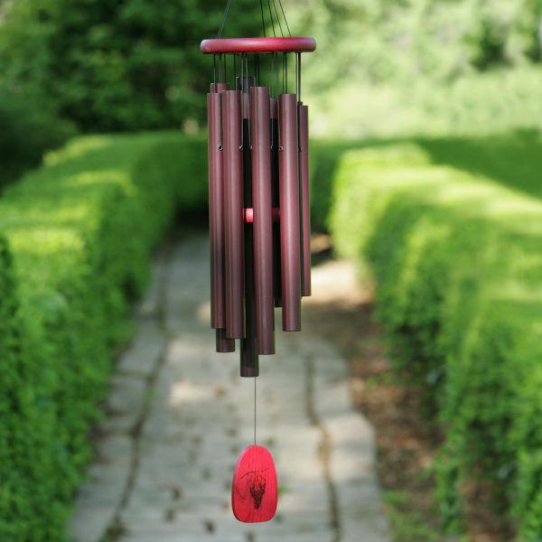 Музыка ветра в саду