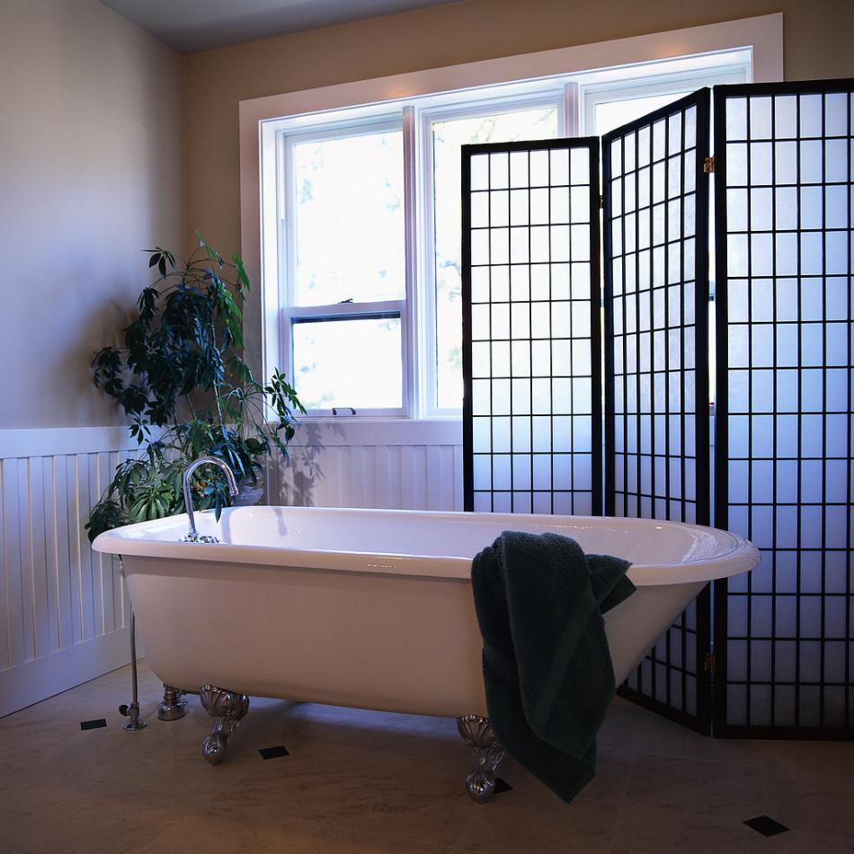 Ванная комната по Фен-Шую