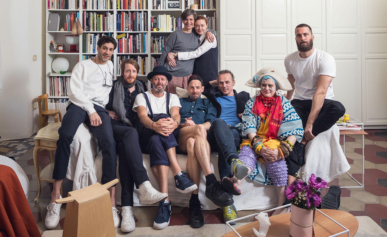 Современный фестиваль мебели Friends + Design