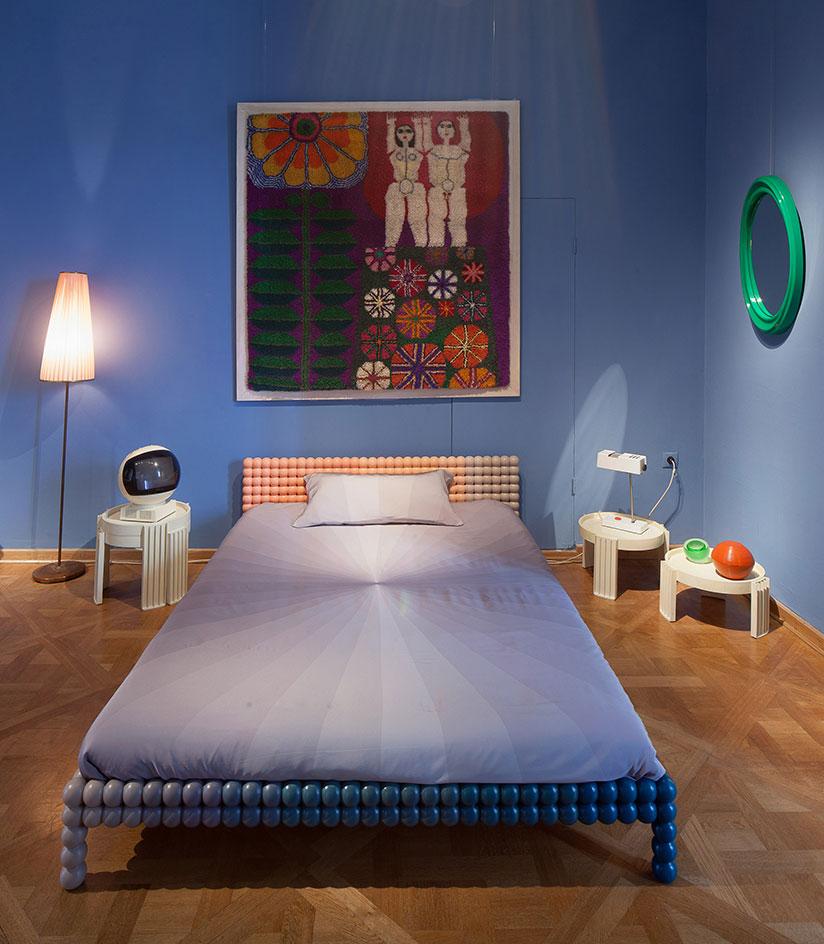 Фестиваль мебели Friends + Design: оригинальный дизайн кровати